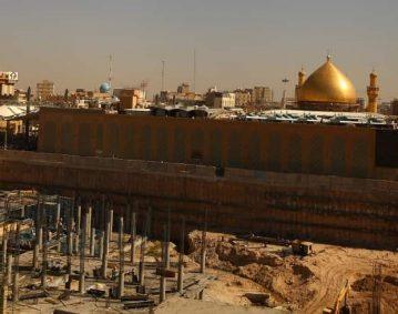 پروژه حرم امام حسین