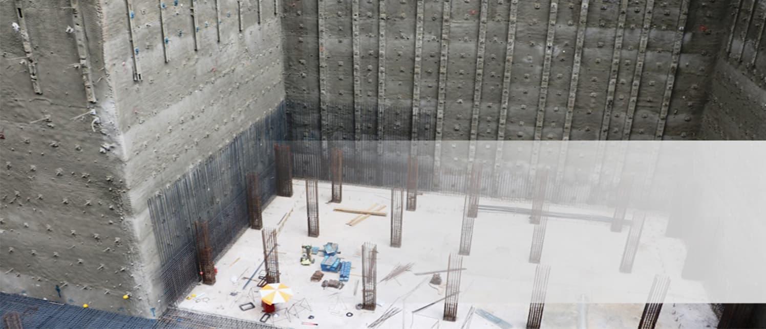 گودبرداری ساختمان