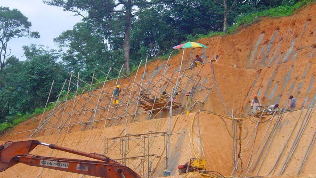 مزایای اصلی روش نیلینگ خاک