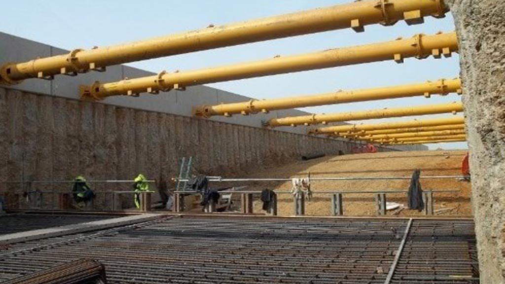 شیوه های پایدارسازی گود و سازه های نگهبان